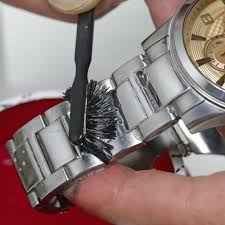 Image result for polishing a watch