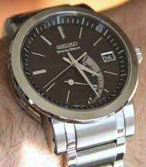Seiko Spring Drive SNR005 Watch Review | aBlogtoWatch