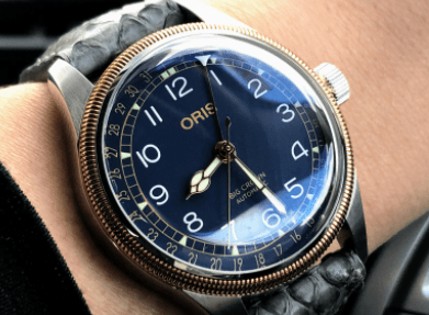 Why Are Oris Watches So Expensive? by ohmyclock.com