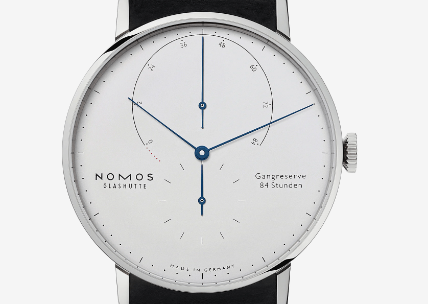Nomos Vs IWC watches by ohmyclock.com