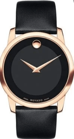 Are movado watches waterproof? by ohmyclock.com