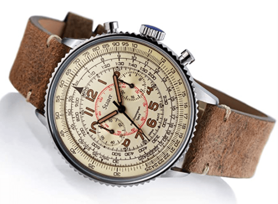 What Is A Pilot Watch? by ohmyclock.com
