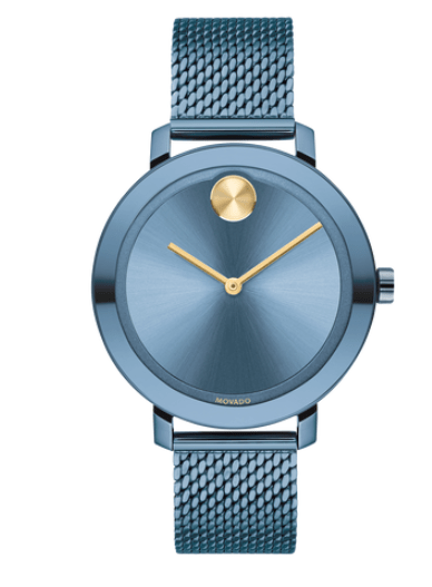 Are Movado Watches Real Gold? by ohmyclock.com