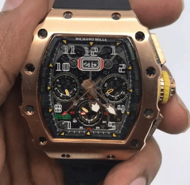 Richard Mille Vs Rolex Watches by ohmyclock.com