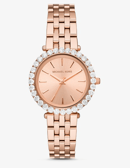 Are Micheal Kors Watches Real Gold? by ohmyclock.com