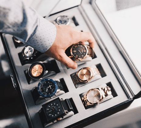 Types Of Watches: All About Them! by ohmyclock.com